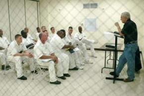 Prison-bible-study